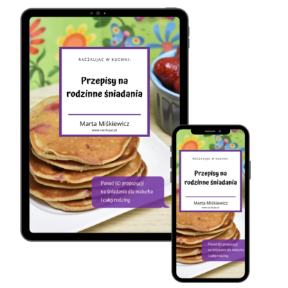 Okładka eBooka na ekranie tableta i smartfona
